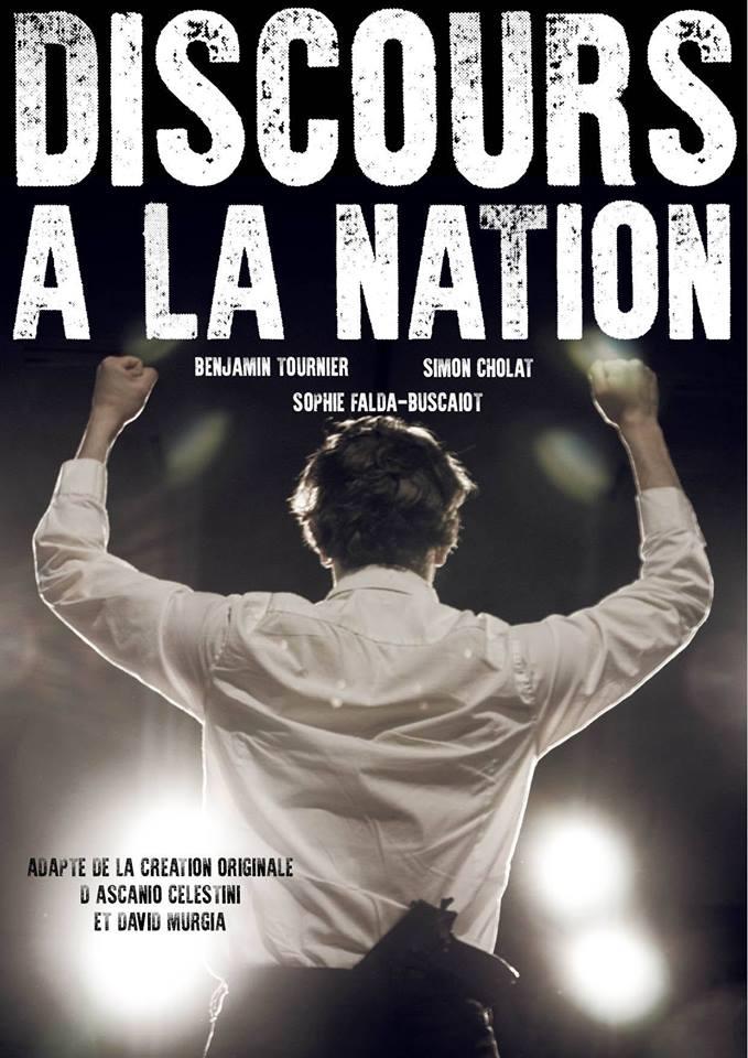 """""""Discours à la Nation"""""""