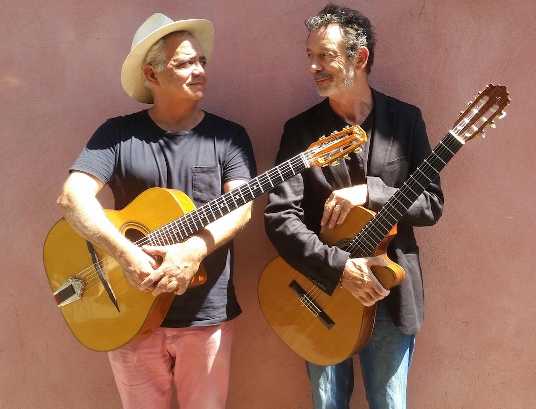 "Concert ""L'air du temps en duo"""
