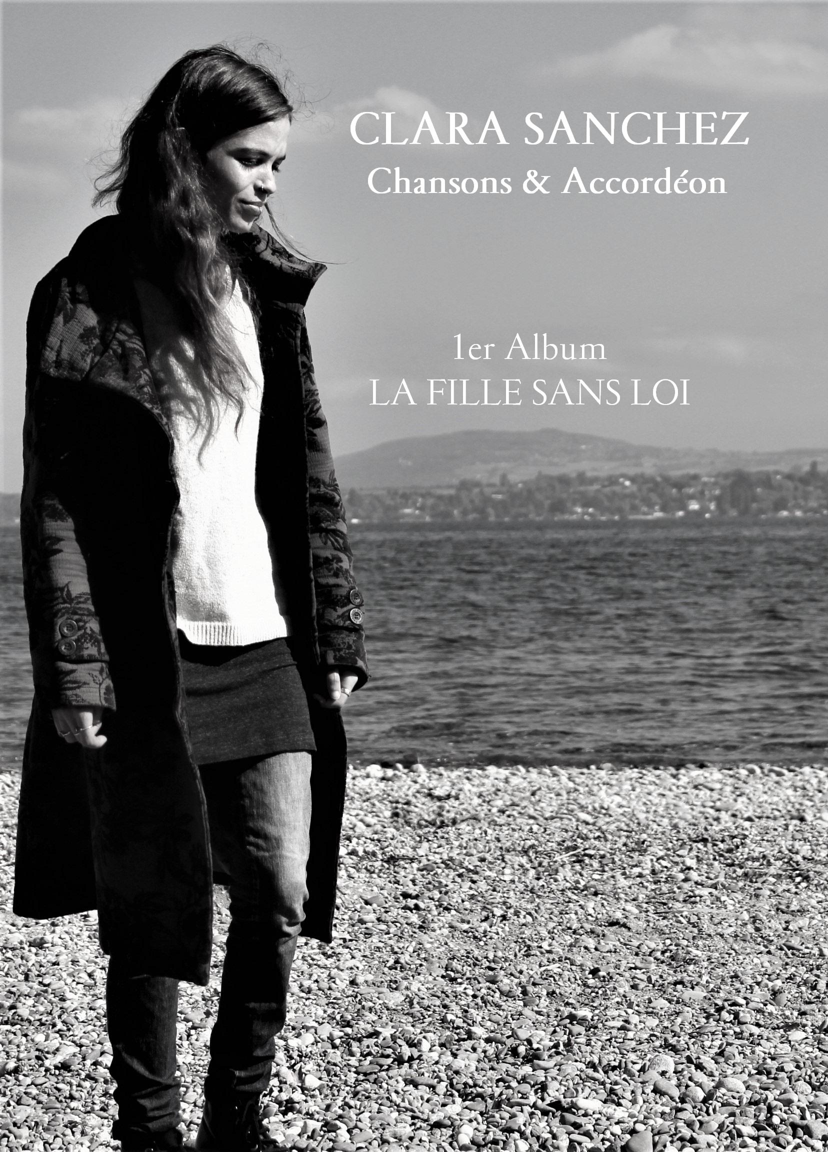 Clara SANCHEZ - Chansons réalistes et accordéon :)