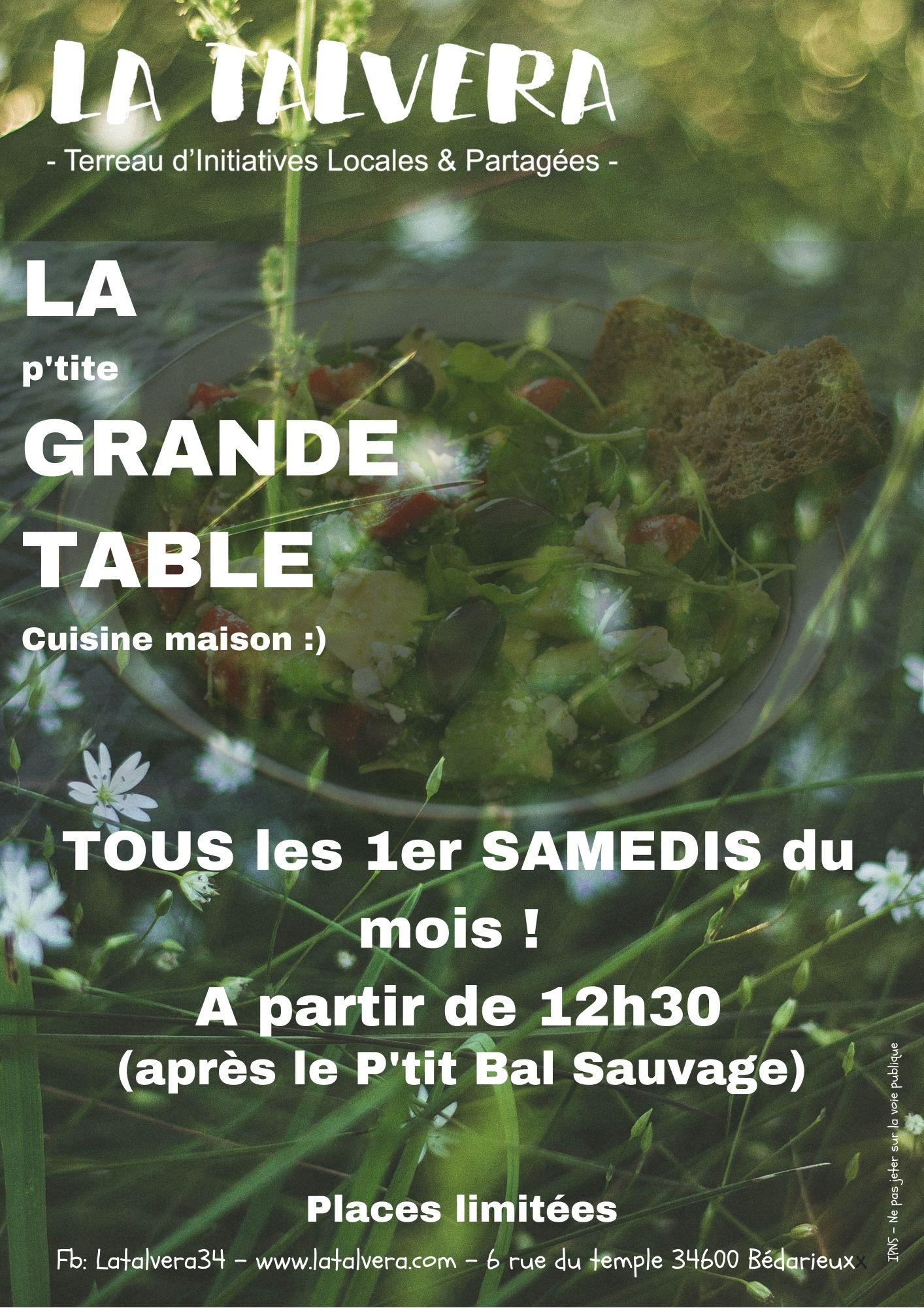 La Petite Grande Table